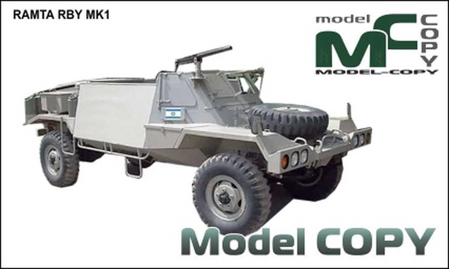RAMTA RBY MK1 - 3D Model