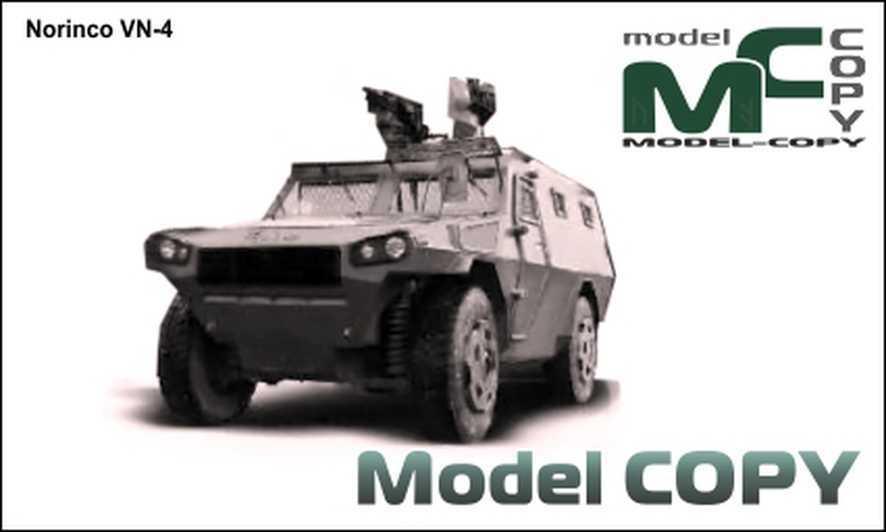 Norinco VN-4 - 3D Model