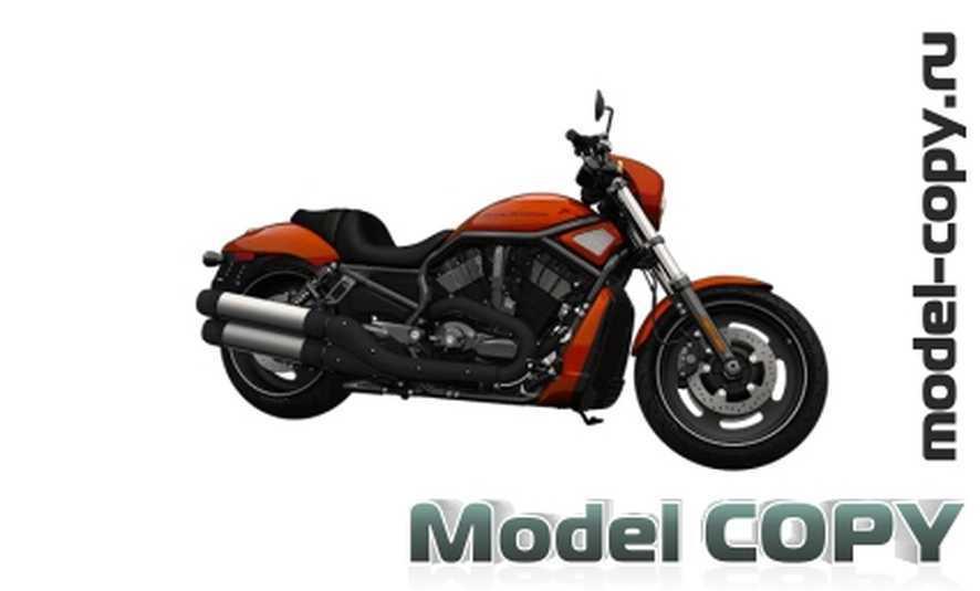 2011 Harley-Davidson VRSC NIGHT ROD SPECIAL - 3D Model