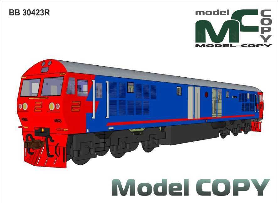 BB 30423R - 3D Model