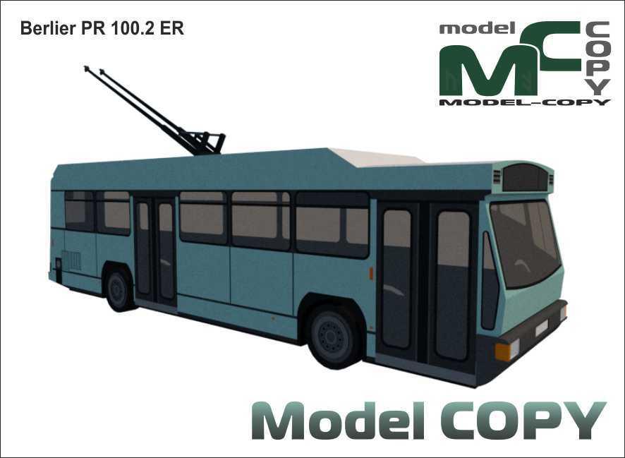 Berlier PR 100.2 ER - 3D Model