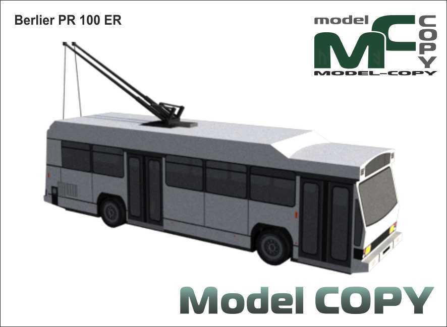 Berlier PR 100 ER - 3D Model