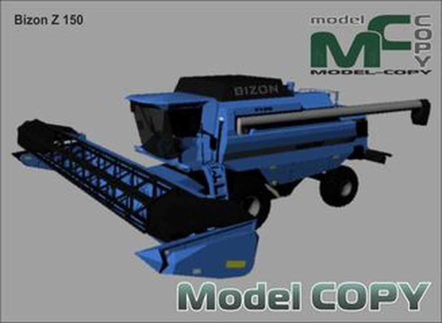 Bizon Z 150 - 3D Model
