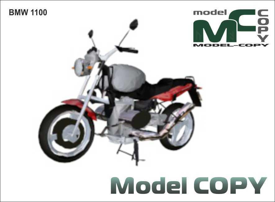 BMW 1100 - 3D Model