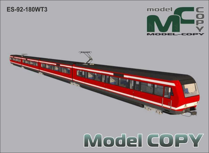 ES-92-180WT3 - 3D Model