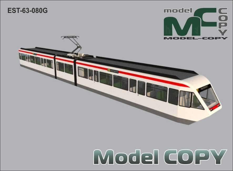 EST-63-080G - 3D Model