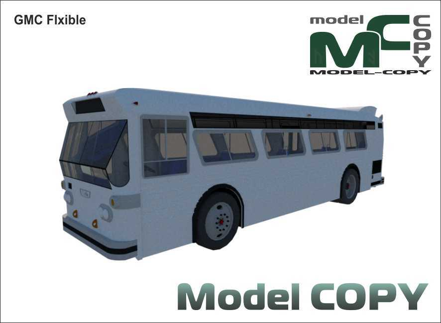 GMC Flxible - 3D Model