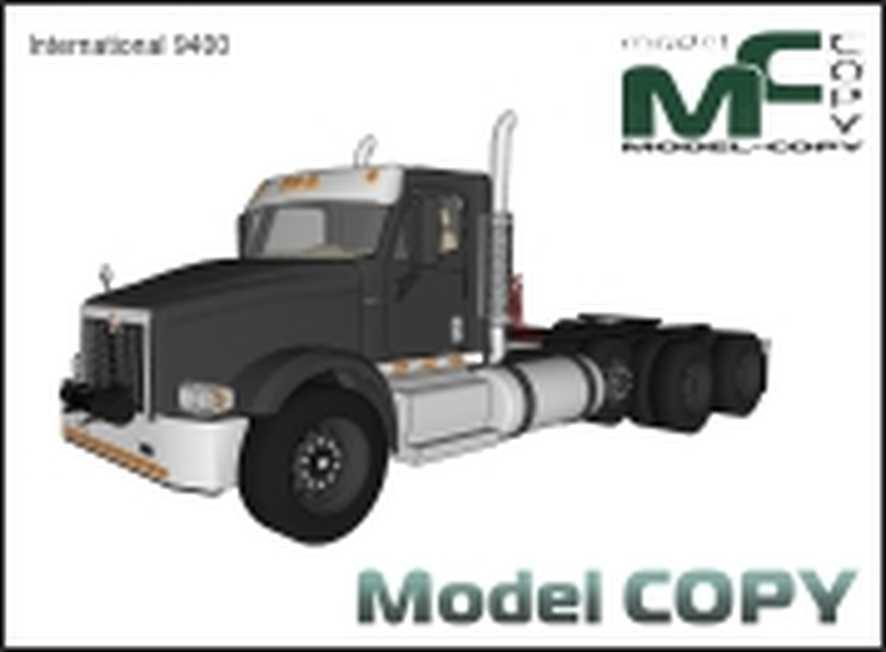 International 9400 - 3D Model
