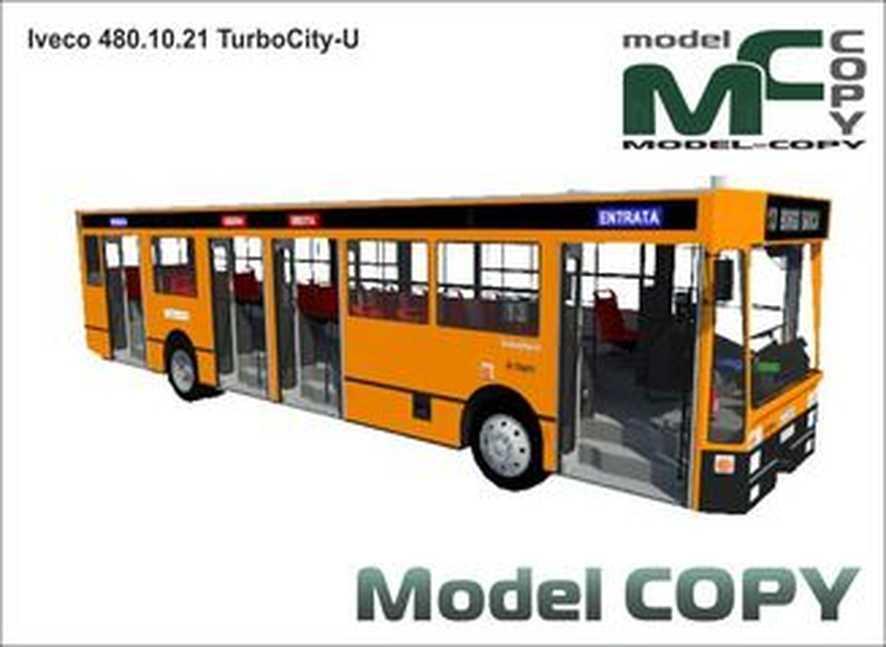 Iveco 480.10.21 TurboCity-U - 3D Model
