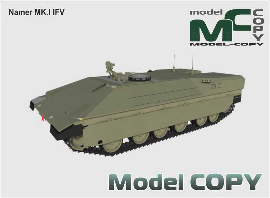 Namer MK.I IFV - 3D Model