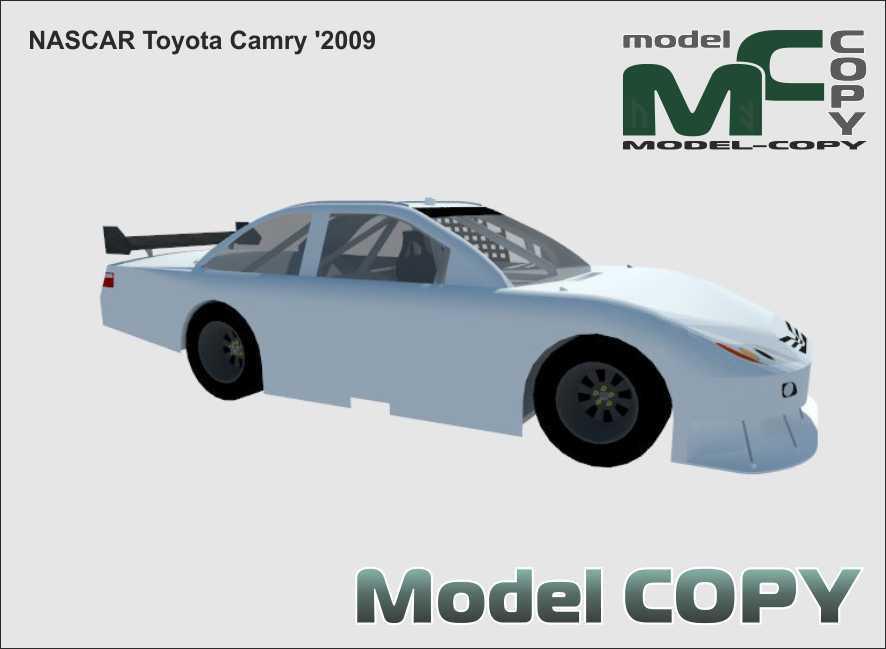 NASCAR Toyota Camry '2009 - 3D Model