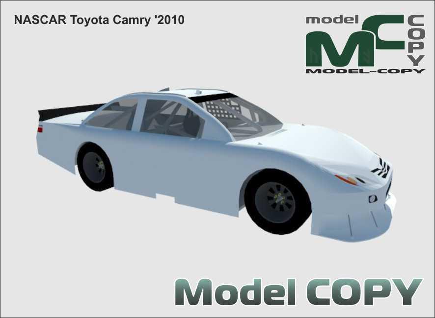 NASCAR Toyota Camry '2010 - 3D Model