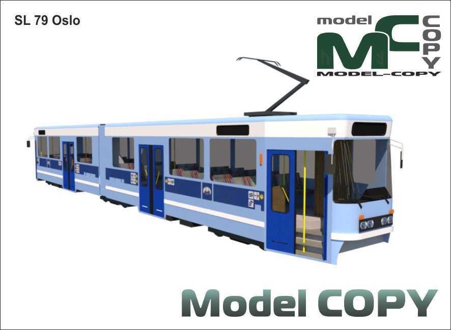 SL 79 Oslo - 3D Model
