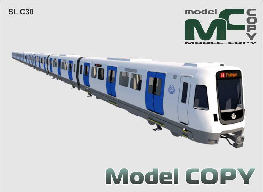 SL C30 - 3D Model