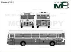 Chausson APH 47-11 - drawing