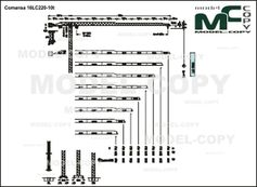 Comansa 16LC220-10t - drawing