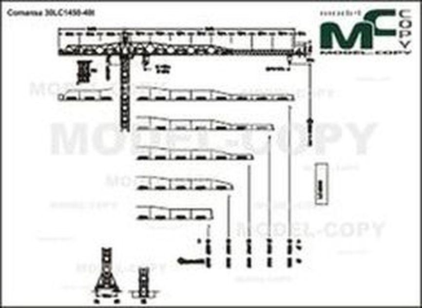 Comansa 30LC1450-48t - drawing