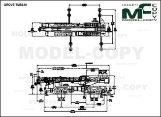 GROVE TMS640 - drawing