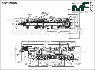 GROVE TMS900E - drawing