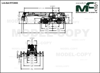 Link-Belt RTC8065 - drawing