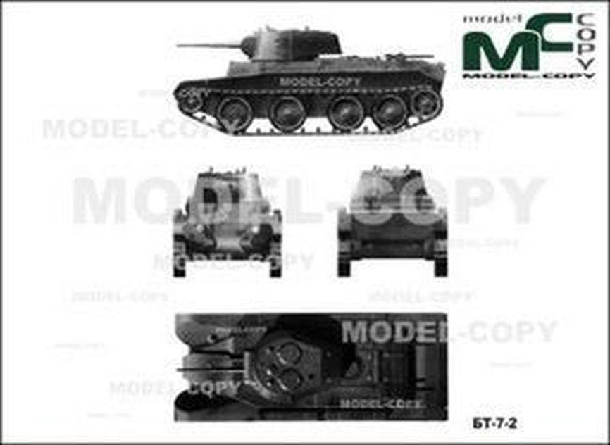 BT-7-2 - 2D tekening