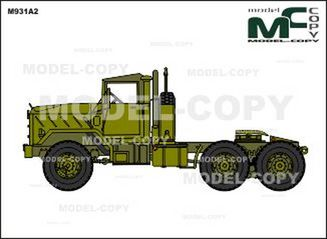 M931A2 - drawing