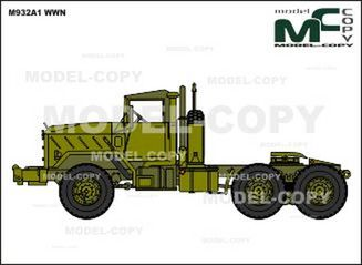 M932A1 WWN - drawing