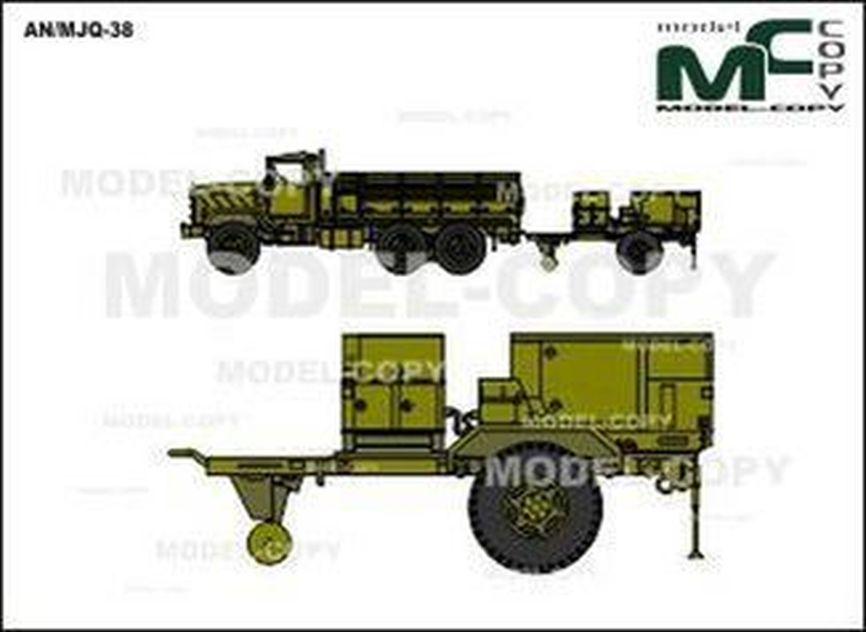 AN/MJQ-38 - drawing
