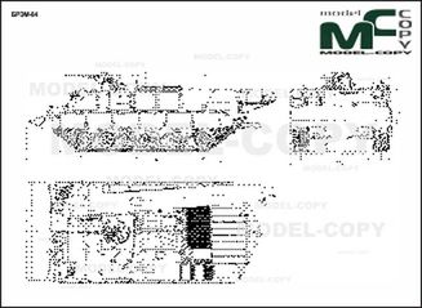 BREM-84 - drawing