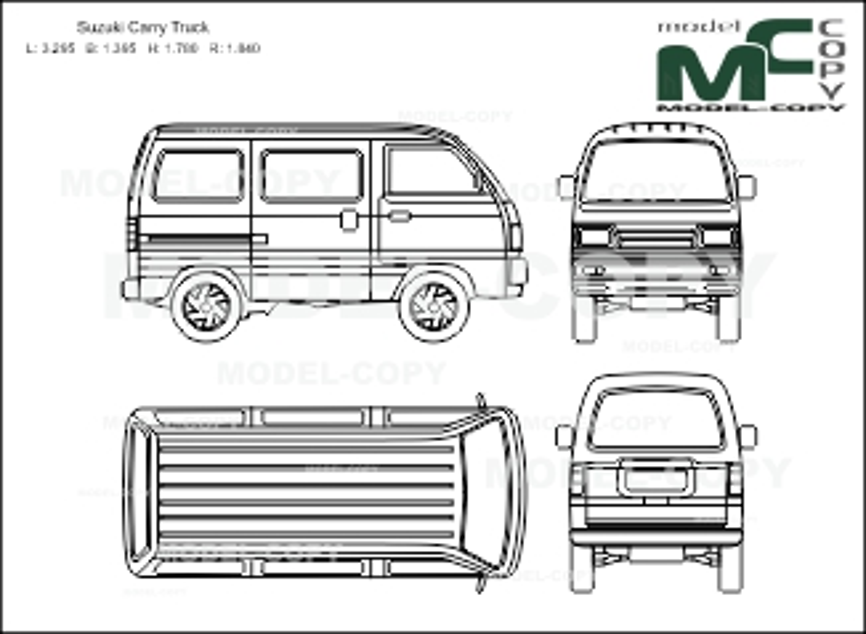 Suzuki Carry Diagram - Collection Of Wiring Diagram •
