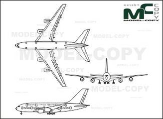 Airbus A 3XX - drawing