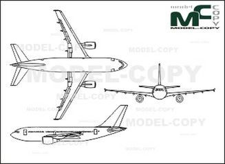 A310 - drawing