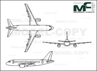 A319 - drawing