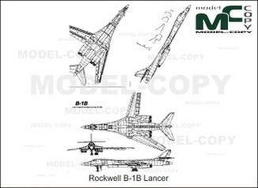 b 1b lancer