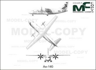 An-140 - drawing
