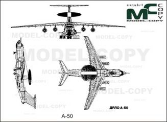 A-50 - drawing