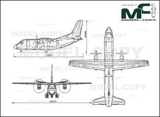 An-140T - drawing